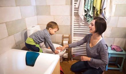 7 Handige tips voor de zindelijkheidstraining van je kind