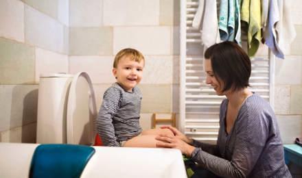 5 Tips om je kind 's nachts zindelijk te maken