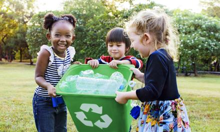 Het is onze plicht onze impact op het milieu te verminderen!