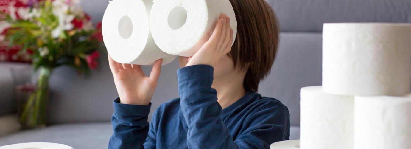 Hoe wordt wc-papier gemaakt?