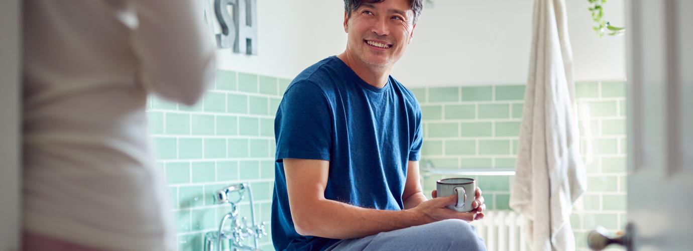 Maak een thuisspa: je badkamer gezellig maken