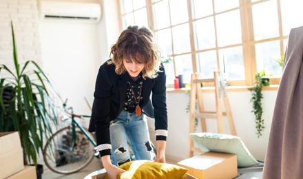 Hoe ruim je het huis op– en houd je het opgeruimd